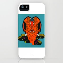 Portals of The Unknown 2 - pop surreal artwork iPhone Case