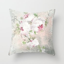 Ella Rose Throw Pillow