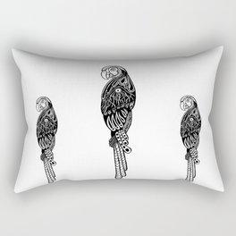 Let's Talk Rectangular Pillow