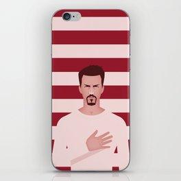 Edward iPhone Skin