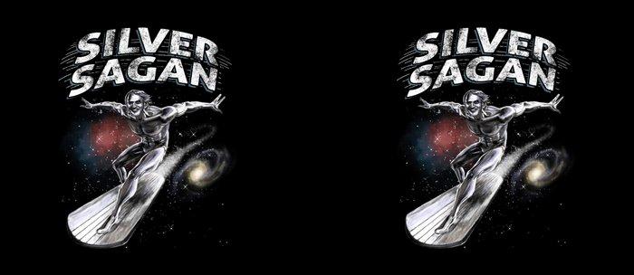 Silver Sagan Coffee Mug