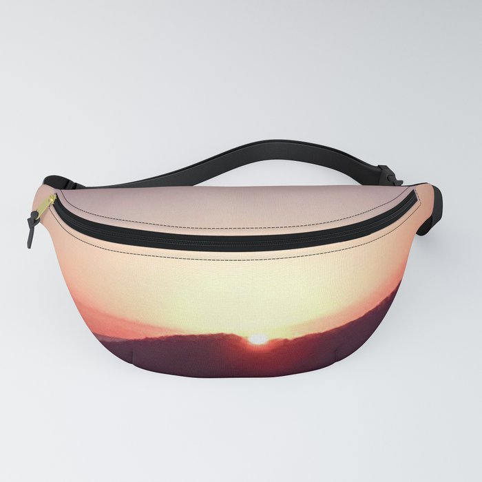Be Open to What Comes Fanny Pack