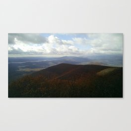 Hudson Valley Fall Canvas Print