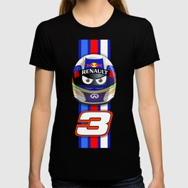 DANIEL RICCIARDO #3_2015 T-shirt