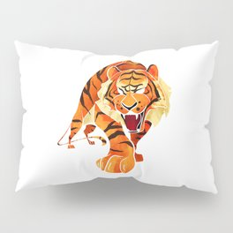 Tiger Pillow Sham