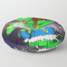 Space Baller Floor Pillow
