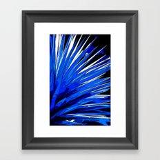 Ice Quills Framed Art Print