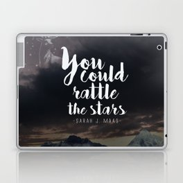 You could rattle the stars (stag included) Laptop & iPad Skin