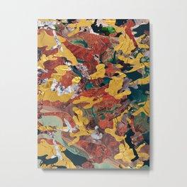 FOIL567 Metal Print