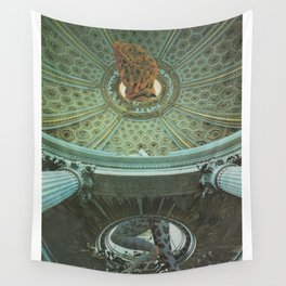 Reptilia Lemuria Wall Tapestry