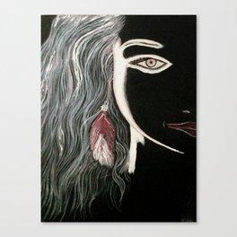 color Splots Canvas Print
