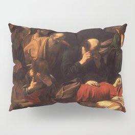 Death of the Virgin by Caravaggio (1606) Pillow Sham
