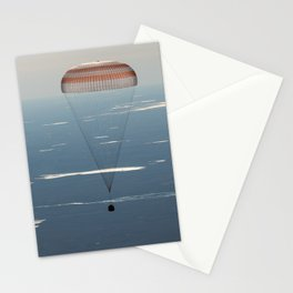 126. Expedition 50 Soyuz MS-02 Landing  Stationery Cards