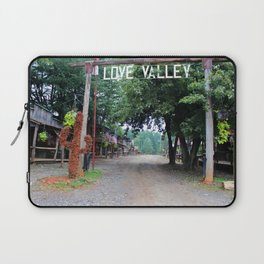Town Of Love Valley Laptop Sleeve