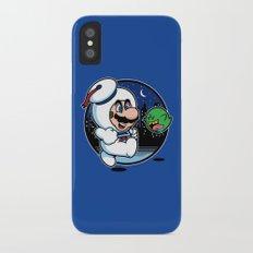 Super Marshmallow Bros. Slim Case iPhone X