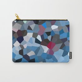 Sapphire Periwinkle Blue Moon Love Carry-All Pouch