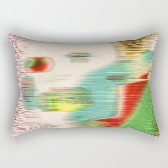 Passer-by Rectangular Pillow