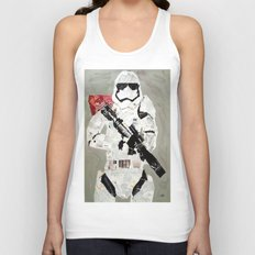 FIRST ORDER STORM TROOPER Unisex Tank Top