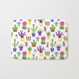 The Potted Cactus Bath Mat