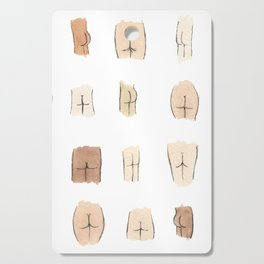 Butts Cutting Board