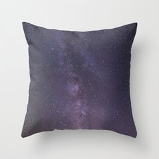 Celestial Night Sky  Throw Pillow