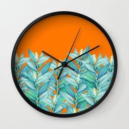 Nevertheless #society6 #decor #buyart Wall Clock