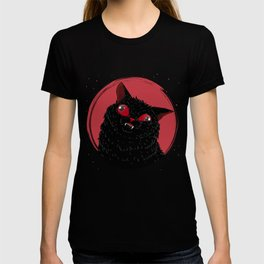 Derpy Black Cat T-shirt