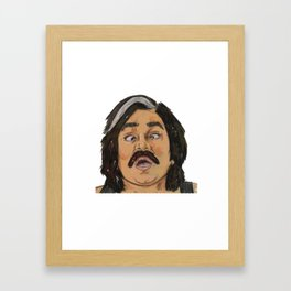 Stephen Toast Framed Art Print