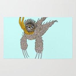 Impulsive Sloth Rug