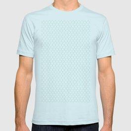 Chicken Wire Mint T-shirt
