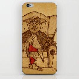 Gottfried – Zweigelt iPhone Skin