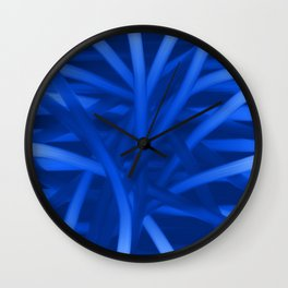 quantum fun Wall Clock