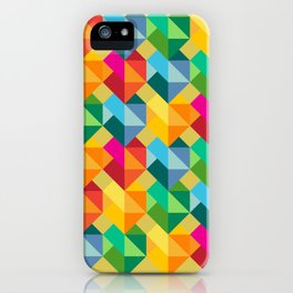 Multiple Hearts iPhone Case