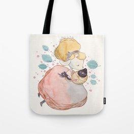 Hiver Tote Bag