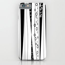 With love .2 iPhone Case