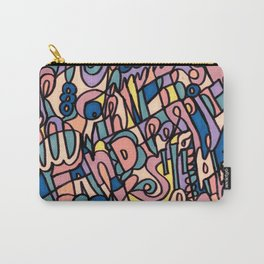 Jammin' Good (Tropical Breeze) Carry-All Pouch