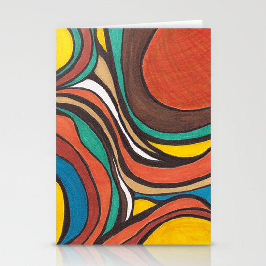 Motion Stationery Cards