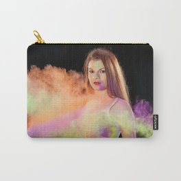 Holly shooting Carry-All Pouch
