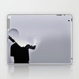 Shadow Mann Laptop & iPad Skin