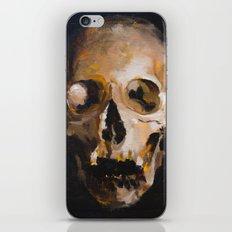 skull 9 iPhone & iPod Skin