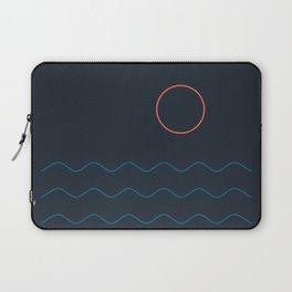 La Mer (Nuit) Seascape Laptop Sleeve