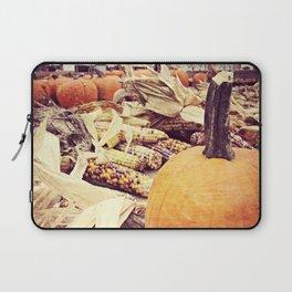 Pumpkins V Laptop Sleeve