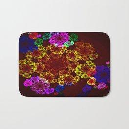 Flower Medley Bath Mat