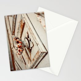 Rust - Loire Valley, France Stationery Cards