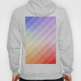 Colorful Lines and Stars Hoody