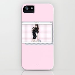 Hani.png iPhone Case