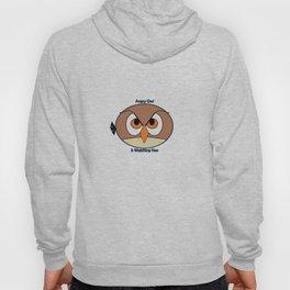 Angry Owl Hoody