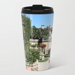Villa Vizcaya Garden View Travel Mug
