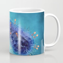 Bacterial viruses Coffee Mug