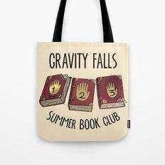Gravity Falls: Summer Book Club Tote Bag